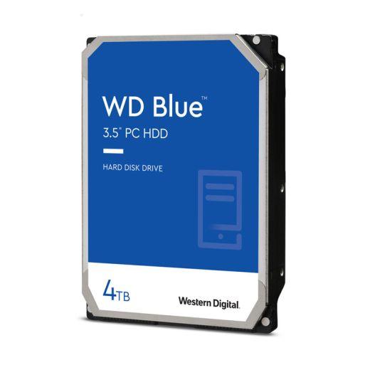 """Western Digital Blue 4TB 3.5"""" SATA 6.0Gb/s HDD WD40EZAZ"""
