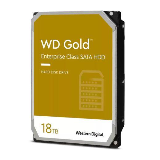 """Western Digital Gold Enterprise 18TB 3.5"""" SATA 6.0Gb/s HDD WD181KRYZ"""