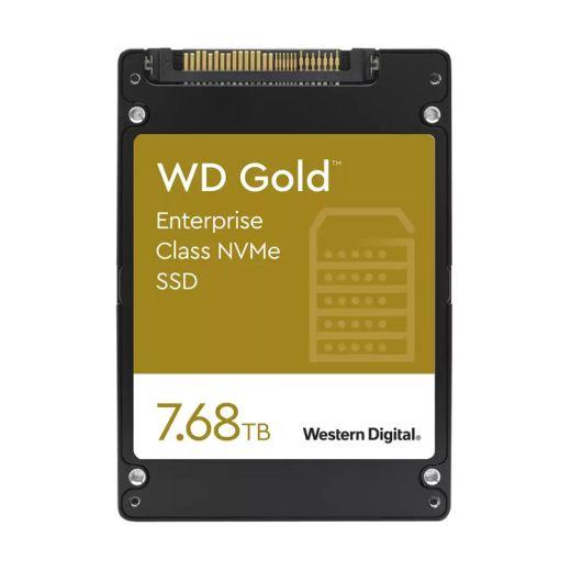 """Western Digital Gold Enterprise 7.68TB 2.5"""" PCI-E SSD WDS768T1D0D"""