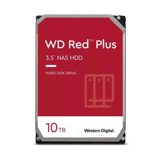 """Western Digital Red Plus 10TB 3.5"""" SATA 6.0Gb/s HDD WD101EFBX"""