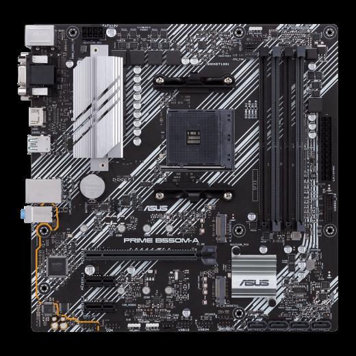 Asus PRIME B550M-A AM4 DDR4 Motherboard MATX