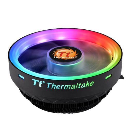 Thermaltake UX100 ARGB Lighting Intel/AMD CPU Cooler CL-P064-AL12SW-A