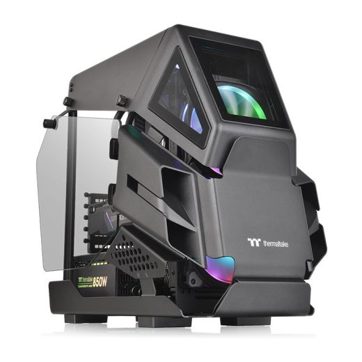 Thermaltake AH T200 Micro ATX Case CA-1R4-00S1WN-00