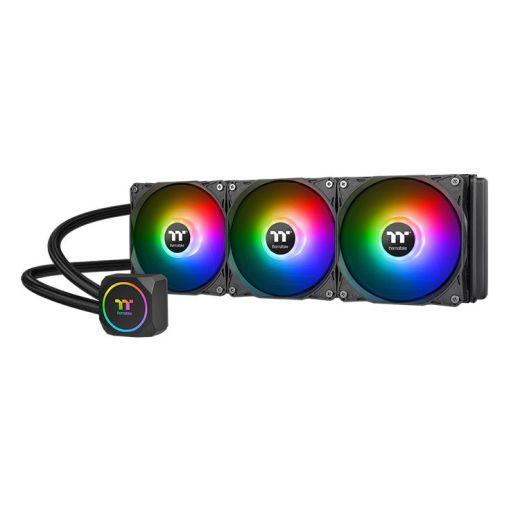 Thermaltake TH360 ARGB Sync AIO intel/AMD Liquid CPU Cooler CL-W300-PL12SW-A