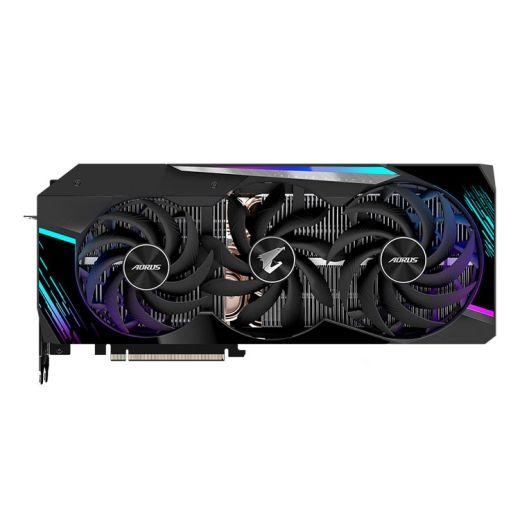 Gigabyte AORUS GeForce RTX 3080 MASTER 10GB GDDR6X Video Card GV-N3080AORUS M-10GD REV2