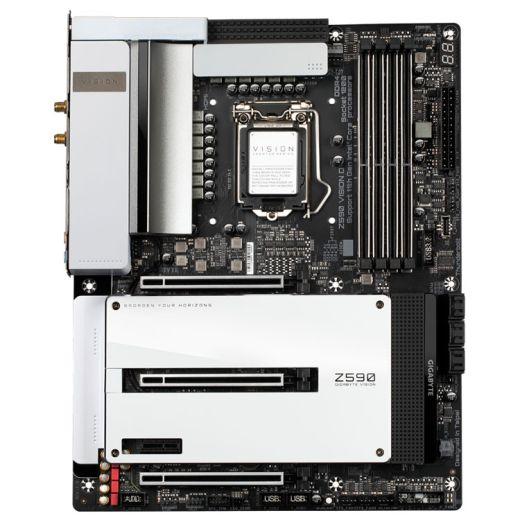 Gigabyte Z590 VISION D LGA1200 DDR4 Motherboard ATX