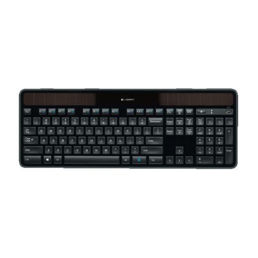 Logitech K750 English Wireless Solar Keyboard 920-002912