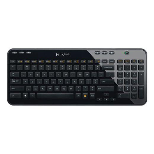 Logitech K360 French Wireless Keyboard 920-004090