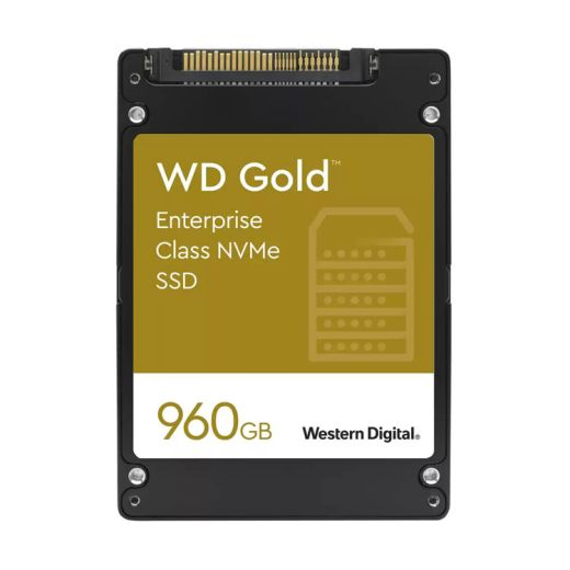 "Western Digital Gold Enterprise 960GB 2.5"" PCI-E SSD WDS960G1D0D"