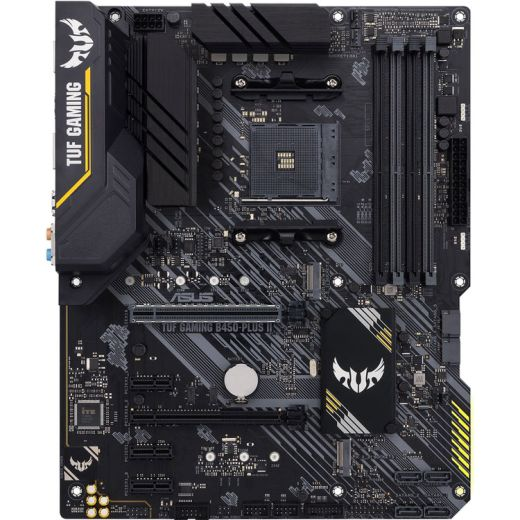 Asus TUF GAMING B450-PLUS II AM4 DDR4 Motherboard ATX