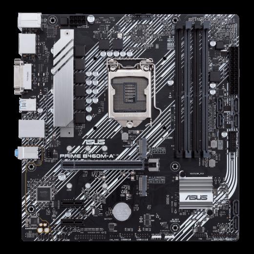Asus PRIME B460M-A LGA1200 DDR4 Motherboard MATX