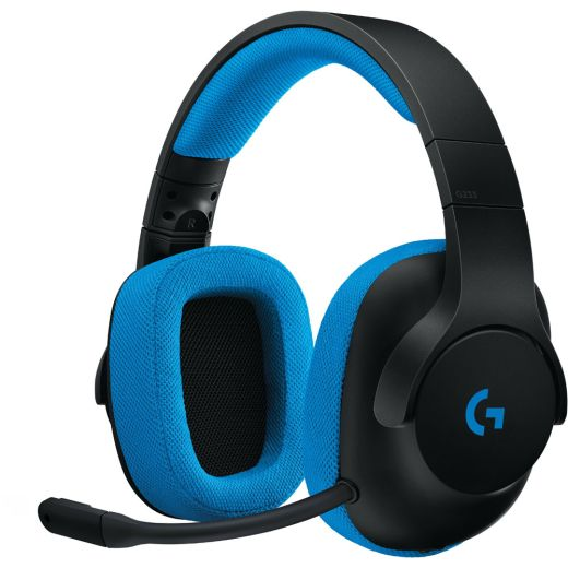 Logitech G233 Prodigy Wired Gaming Headset 981-000701