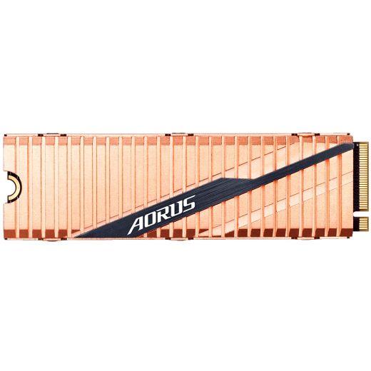 Gigabyte AORUS 500GB NVME M.2 SSD GP-ASM2NE6500GTTD