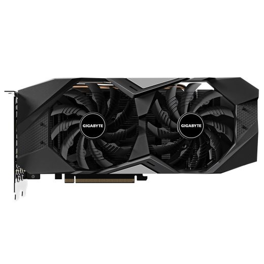 Gigabyte GeForce GTX 1660 Ti 6GB GDDR6 Video Card GV-N166TWF2OC-6GD