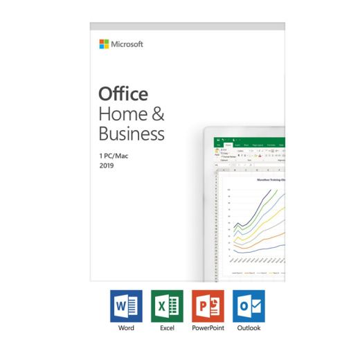 Microsoft office Home and Business 2019 French 1PK Medialess T5D03349