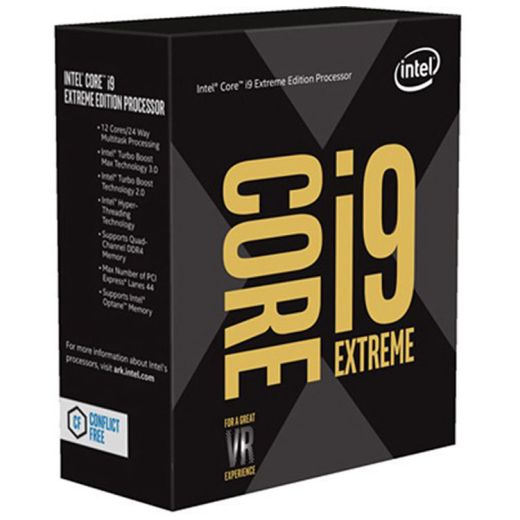 Intel Cascade Lake Core i9-10980XE LGA2066 3.0GHz Processor BX8069510980XE