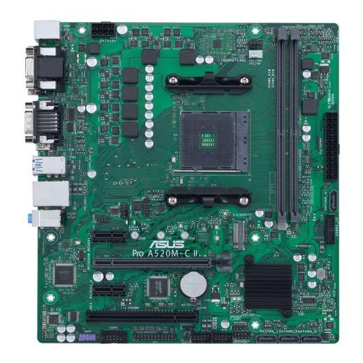 Asus PRO A520M-C II/CSM AM4 DDR4 Motherboard MATX