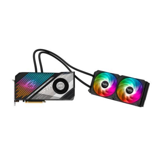 Asus ROG Strix LC Radeon RX 6900 XT 16GB GDDR6 Video Card STRIX-LC-RX6900XT-T16G-GAMING