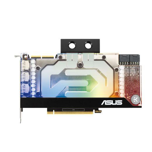 Asus EKWB GeForce RTX 3080 10GB GDDR6X Video Card RTX3080-10G-EK