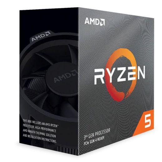 AMD RYZEN 5 3600 3.6GHz AM4 Processor 100-100000031BOX