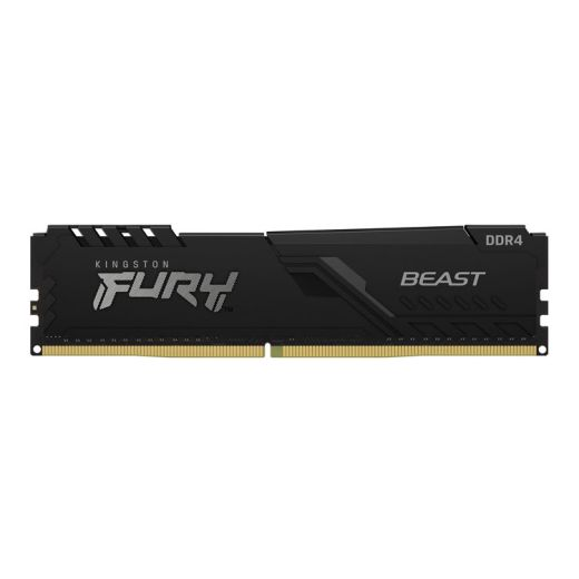 Kingston FURY Beast 16GB DDR4 3200MHz Memory KF432C16BB/16