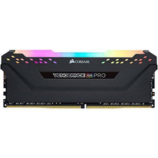 Corsair Vengeance RGB Pro 16GB DDR4 3600MHz Memory CMW16GX4M1Z3600C18