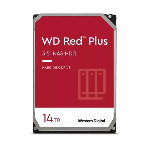 """Western Digital Red Plus 14TB 3.5"""" SATA 6.0Gb/s HDD WD140EFGX"""