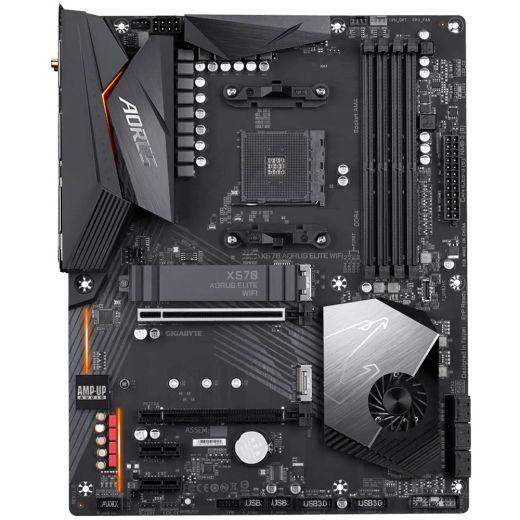Gigabyte X570 AORUS ELITE WIFI AM4 DDR4 Motherboard ATX