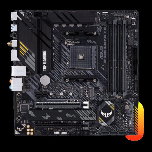 Asus TUF GAM B550M-PLUS WI-FI AM4 DDR4 Motherboard MATX