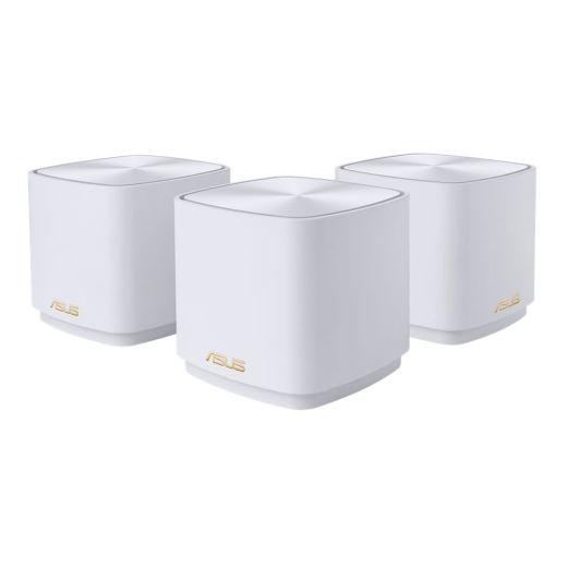 Asus ZENWIFI AX MINI (XD4) 3PK Wifi 6 Wireless Router