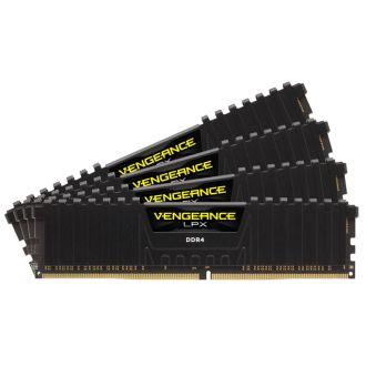 Corsair Vengeance LPX 64GB ( 4 x 16GB ) DDR4 3200MHz Memory CMK64GX4M4B3200C16