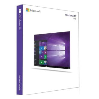 Microsoft Windows 10 Pro 32/64bit English USB Flash Drive HAV-00059