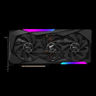 Gigabyte AORUS GeForce RTX 3070 MASTER 8GB GDDR6 Video Card GV-N3070AORUS M-8GD
