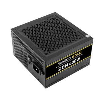 Antec NeoECO 600W 80Plus Gold Power Supply NE600G ZEN