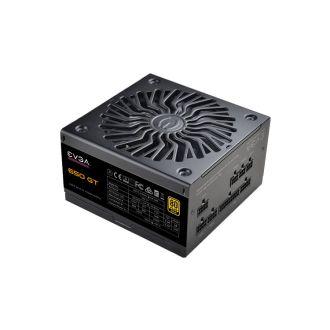 EVGA SuperNOVA 650 GT 80 Plus Gold 650W Fully Modular Power Supply 220-GT-0650-Y1