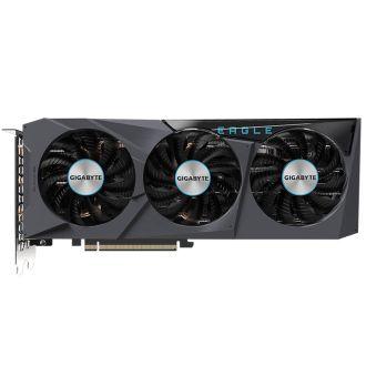 Gigabyte GeForce RTX 3070 EAGLE OC 8GB GDDR6 with LHR Video Card GV-N3070EAGLE OC-8GD R2