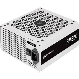 Corsair RM White Series RM850 850W 80Plus Gold Fully Modular Power Supply CP-9020232-NA