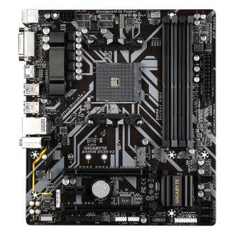 Gigabyte B450M DS3H V2 AM4 DDR4 Motherboard MATX
