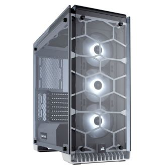 Corsair Crystal Series 570X RGB Mid Tower Case CC-9011110-WW