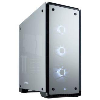 Corsair Crystal 570X RGB Mirror Mid Tower Case CC-9011126-WW