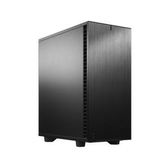 Fractal Design Define 7 Compact Solid Black Mid Tower Case FD-C-DEF7C-01