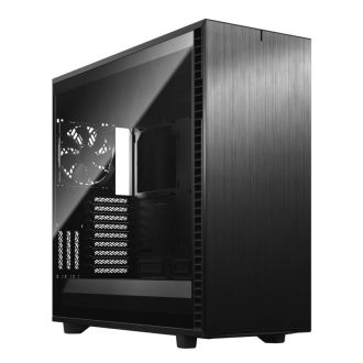 Fractal Design Define 7 XL Light Tempered Glass Black Full Tower Case FD-C-DEF7X-02