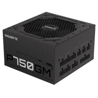 Gigabyte P750GM 750W 80Plus Gold Fully Modular Power Supply GP-P750GM