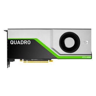 PNY NVIDIA Quadro RTX 6000 24 GB GDDR6 Video Card VCQRTX6000-BLK