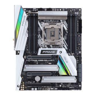 Asus PRIME X299-DELUXE II LGA2066 DDR4 Motherboard ATX