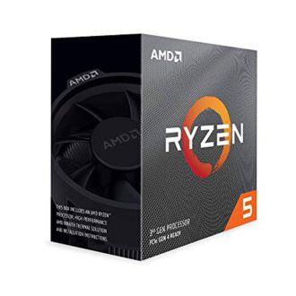 AMD RYZEN 5 3400G 3.7GHz AM4 Processor YD3400C5FHBOX