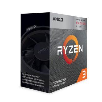 AMD RYZEN 3 3100 3.6GHz AM4 Processor YD3200C5FHBOX100-100000284BOX