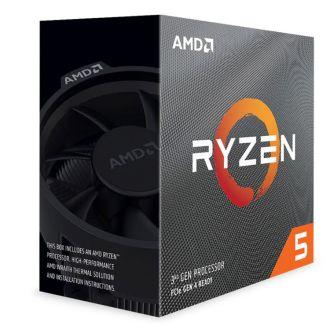 AMD RYZEN 5 3600XT 3.8GHz AM4 Processor 100-100000281BOX