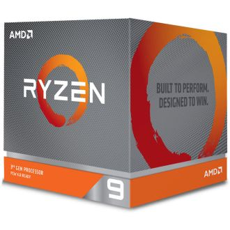 AMD RYZEN 9 3900XT 3.8GHz AM4 Processor 100-100000277WOF